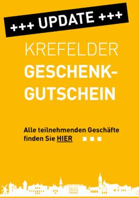 Krefelder-Geschenkgutschein